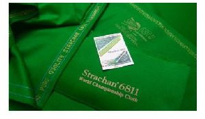 Snooker Table Strachan 6811 32 Oz Club & Tournament  Cloth