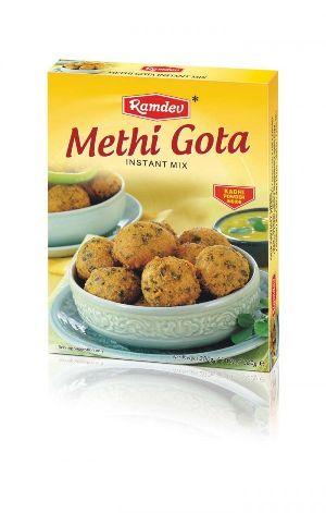 Methi Gota Instant Mix
