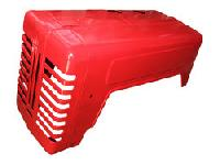 Bonnet for tractor