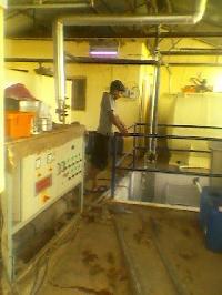 Milk Chilling Plant