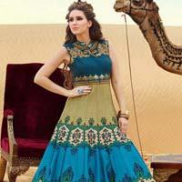 Stitched Designer Anarkali Suits