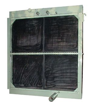 Industrial Radiator Assembly