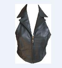 Ladies Leather Tops