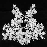 decorative laces trims