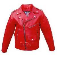 Kids Leather Jacket (ta- Lkj-03)