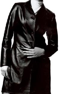Silky Lamb Nappa Leather Jacket