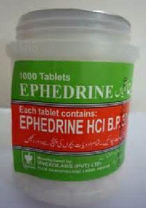 Ephedrine Hcl Crystal Powder