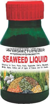 Liquid Seaweed Fertilizer