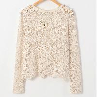 Designer Lace Shirts
