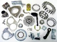 Steel Metal Auto Components