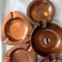 Copper Ashtray