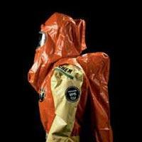 Trellchem Chemical Suit Hood