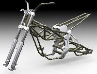 Motorcycle Chassis