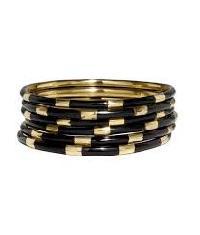 Brass Resin Bracelets