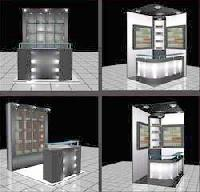 Stall Designing and Decoration