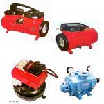 Oil-free Air Compressors / Vacuum Pumps