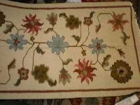 Handmade Chenille Rug (abc-201)