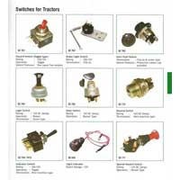Automobile Switches