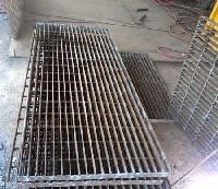 Mild Steel Gratings 02