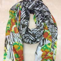 Cashmere Wool Stole 04