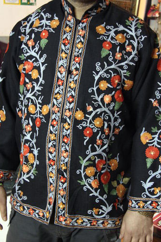 Embroidered Jacket 02