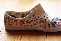 Hand Embroidered Footwears
