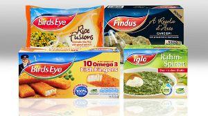 Cold Sea Food Printed Boxes