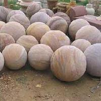 Garden Stone Balls