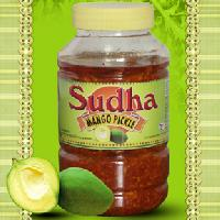Mango Pickle_500gms Pet Jar