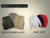 Photographers Jackets, Sweatshirt