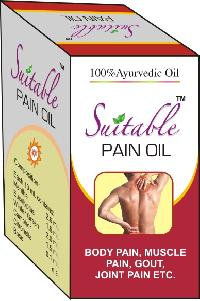 Suitable Pain Oil