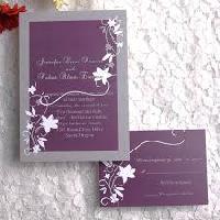 Printed Wedding Cards