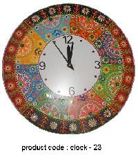 Decorative Round Clock