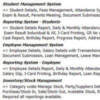 College Management System Software