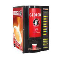 Georgia Tea & Coffee Vending Machine