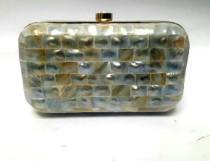 Mother of Pearl Clutches