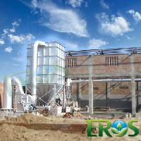 Copper Recycling Plant Air Pollution Control Equipment