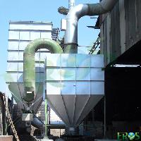 Aluminum Recycling Plant Air Pollution Control System