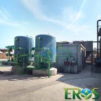 Secondary Paper Mills Effluent Treatment Plant