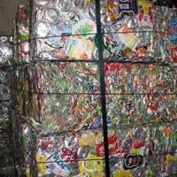 Used Aluminium Scrap