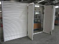 Aluminium Louver Doors