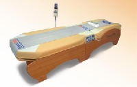 Therapeutic Thermal Acupressure Jade Stone Massage Bed