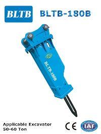 Hydraulic Hammer Drill