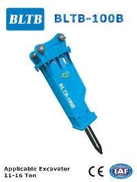 Hydraulic Hammer Drill For11-16 Ton Mini Exavator