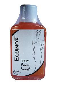 Equinox Orange Face Wash