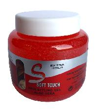 Soft Touch Extra Hold Hair Styling Gel
