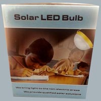 Solar Led Bulb (lantern)