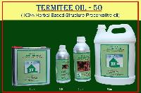 Termite Control Treatment