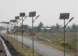 24 Watt Solar Street Lights