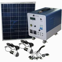 Small Solar Home System
